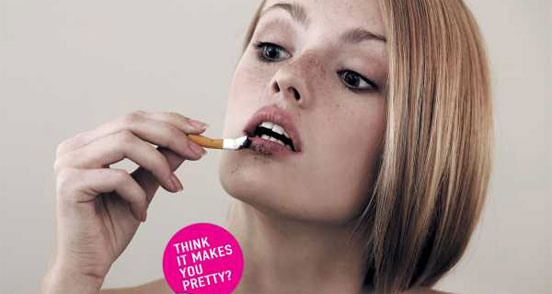 Teen smoking campaign